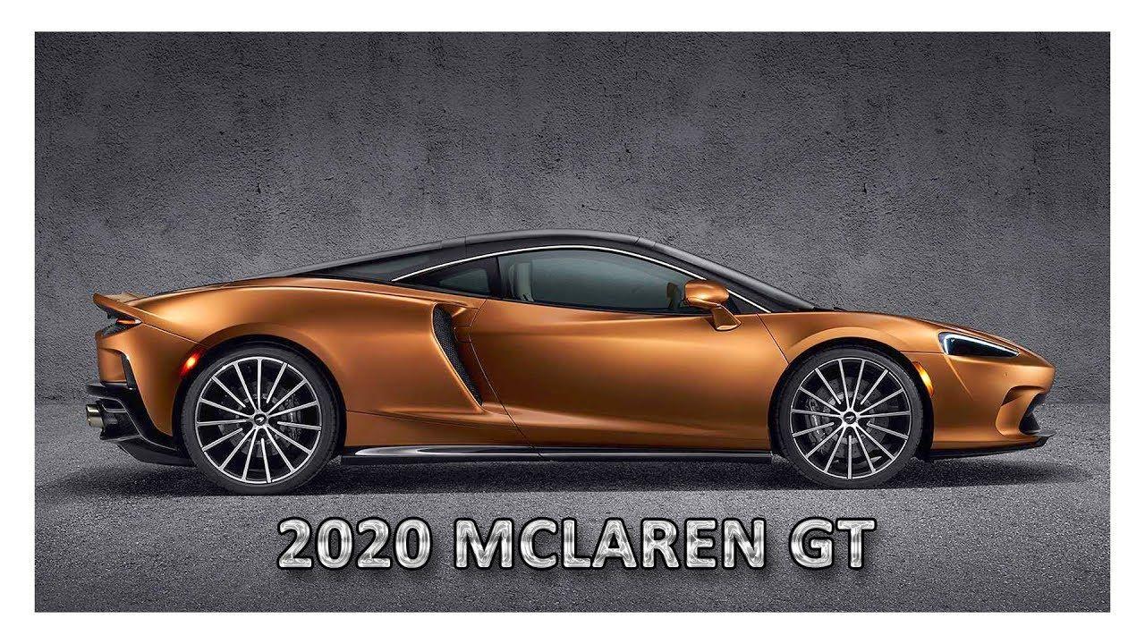 2020 McLaren GT (с изображениями)
