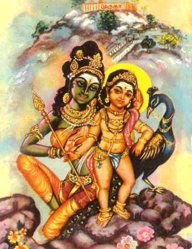 parvathi and murugan