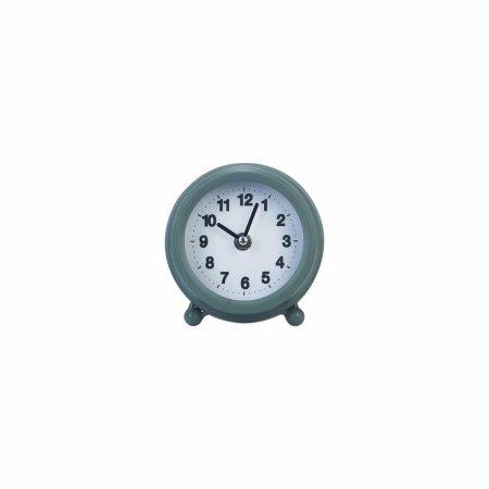 Round Tabletop Clock Black Tabletop Clocks Clock Modern Clock