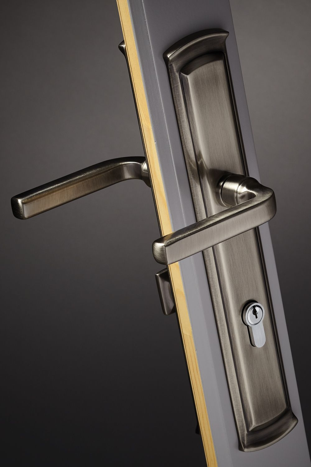 Incroyable 2017 Apr. 07   Baldwin For Elegant Entrances   Kolbe Entrance Doors Are  Available With An Even Greater Variety Of Handle Sets To Make Every Entry  ...