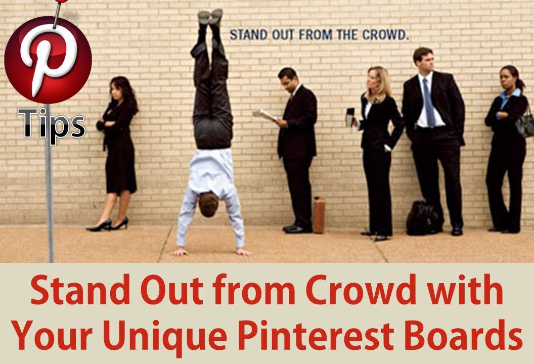 Tired of blending in the crowd! Get 9 Tips for Creating Highly Effective Pinterest Board that do the selling for you. #Pinterest #unique #pinteresttips #socialmedia http://cherylstinchcomb.com/pinterest-tips-for-creating-highly-effective-pinboards-that-do-the-selling-for-you
