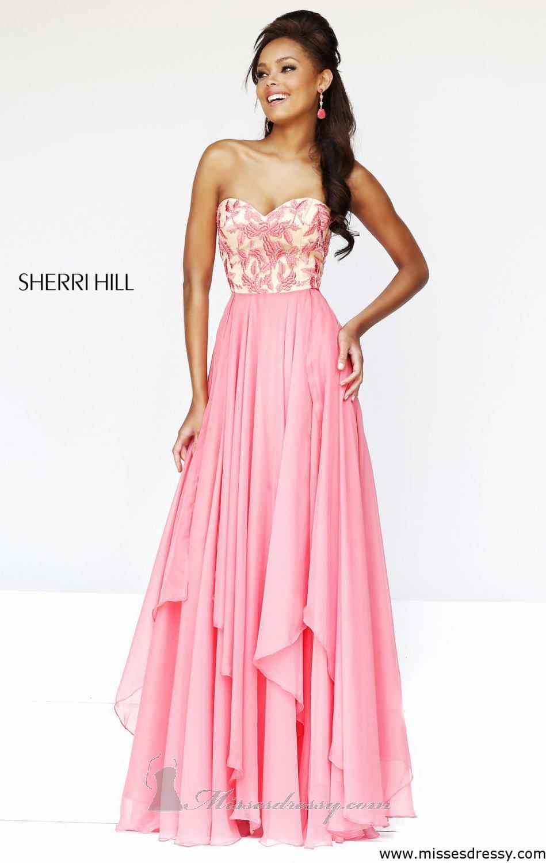 Sherri Hill 1924 Dress - MissesDressy.com | SHERRI HILL / Spring ...
