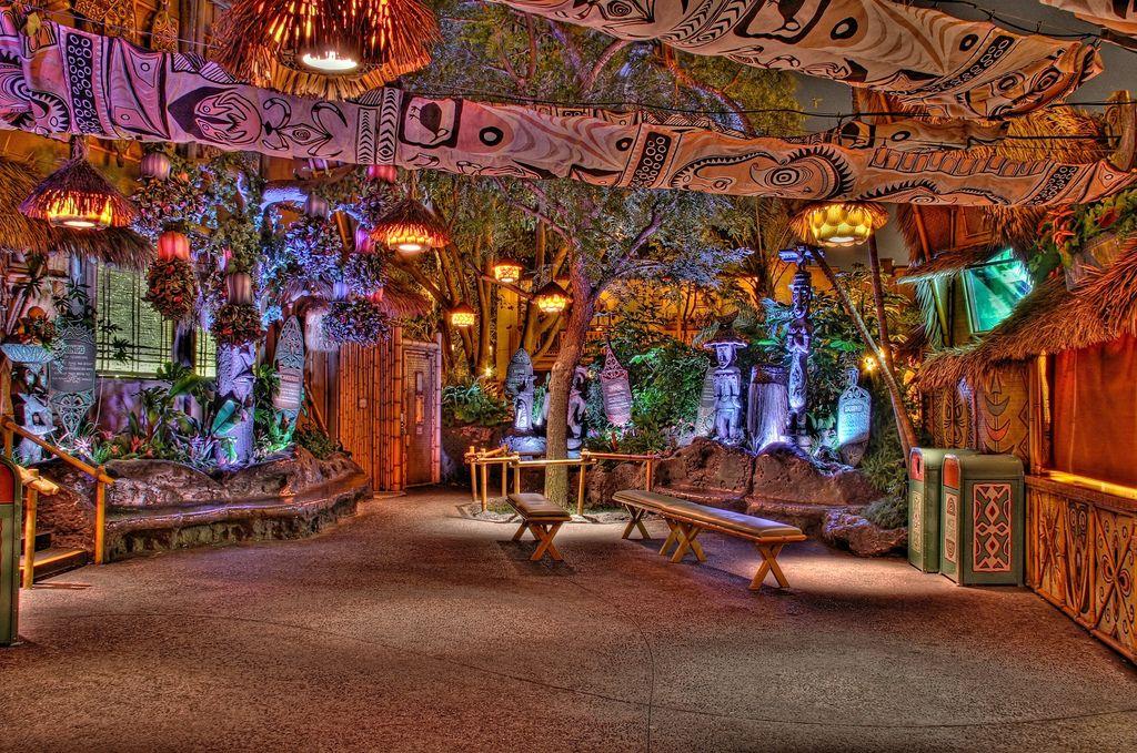 Enchanted tiki room poster enchanted tiki room hdr for Tiki room decor