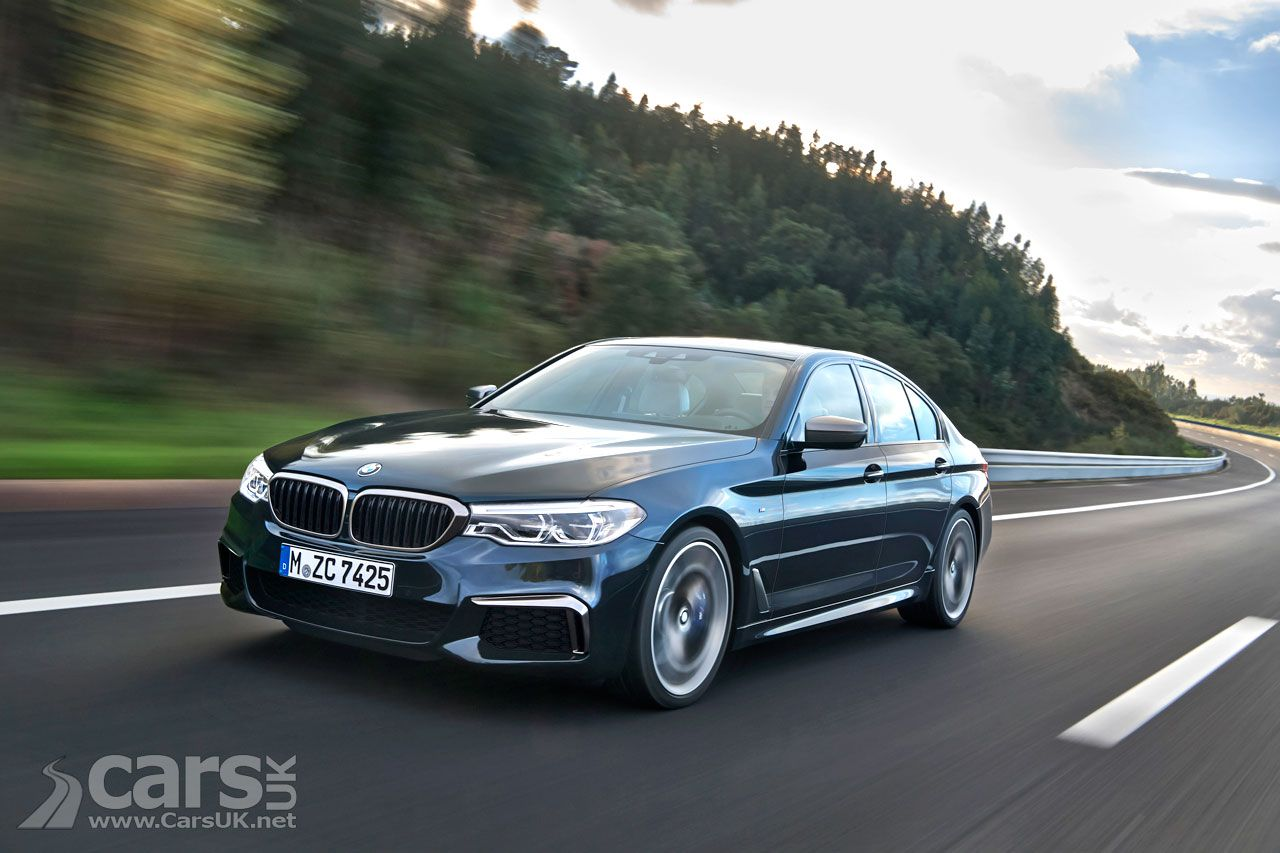 Bmw 530e Iperformance Bmw S 5 Series Plug In Hybrid Priced