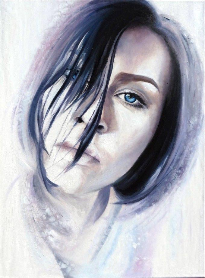 Oil paintings by Ilze Revalde. - Art People Gallery