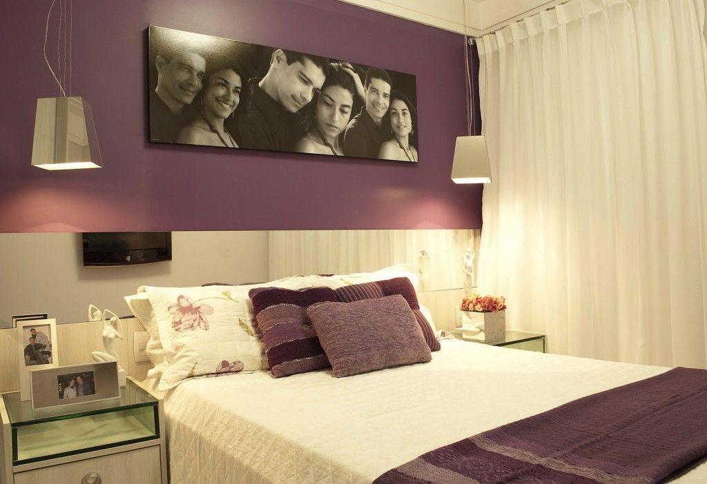 Decoração de quarto de casal Decoración Pinterest Dormitorio