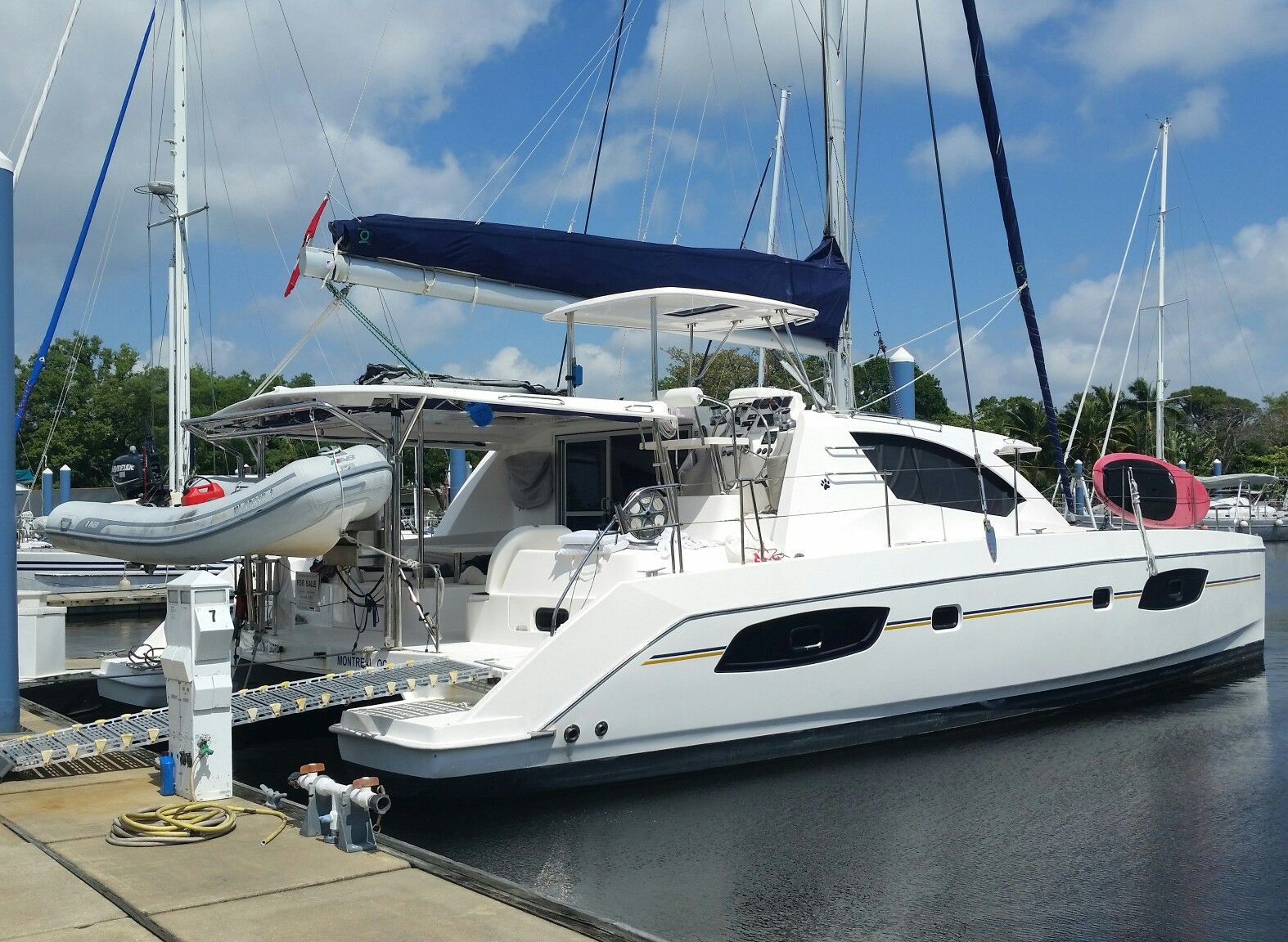 Sunsail 444 for sale - Best Equipped Leopard 44 Owner S Version Catamaran For Sale For More Details Contact Caroline