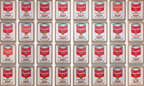 Andy Warhol Campbell S Soup Cans 1962