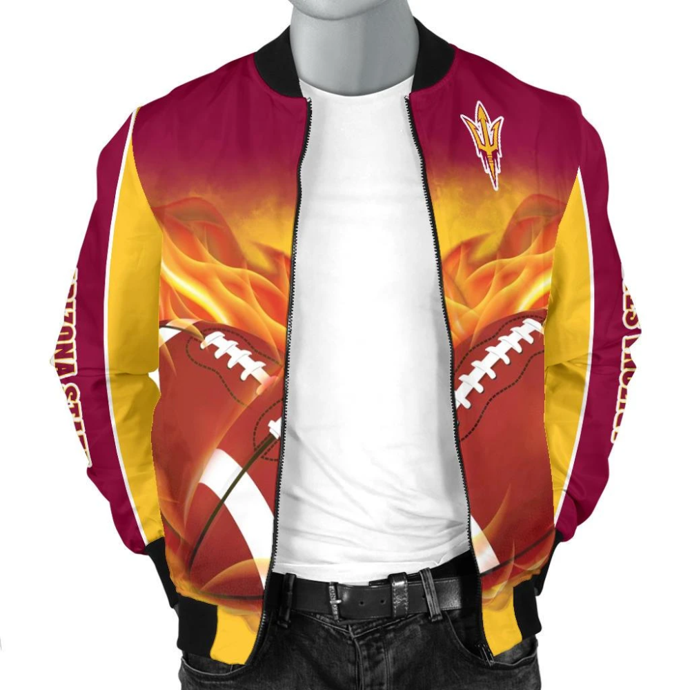 Great Game With Arizona State Sun Devils Jackets Shirt