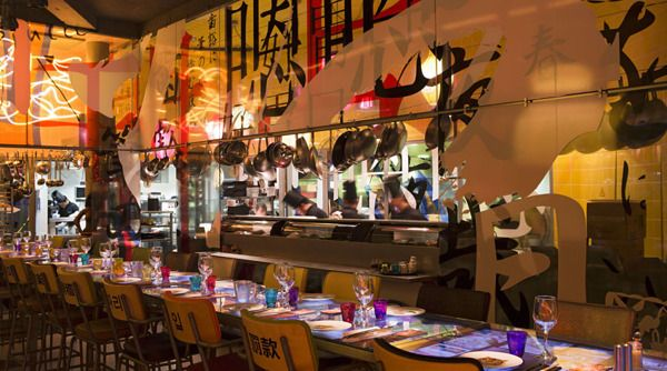 Miss Ko in Paris, France | Beach restaurant design, Restaurant on ...