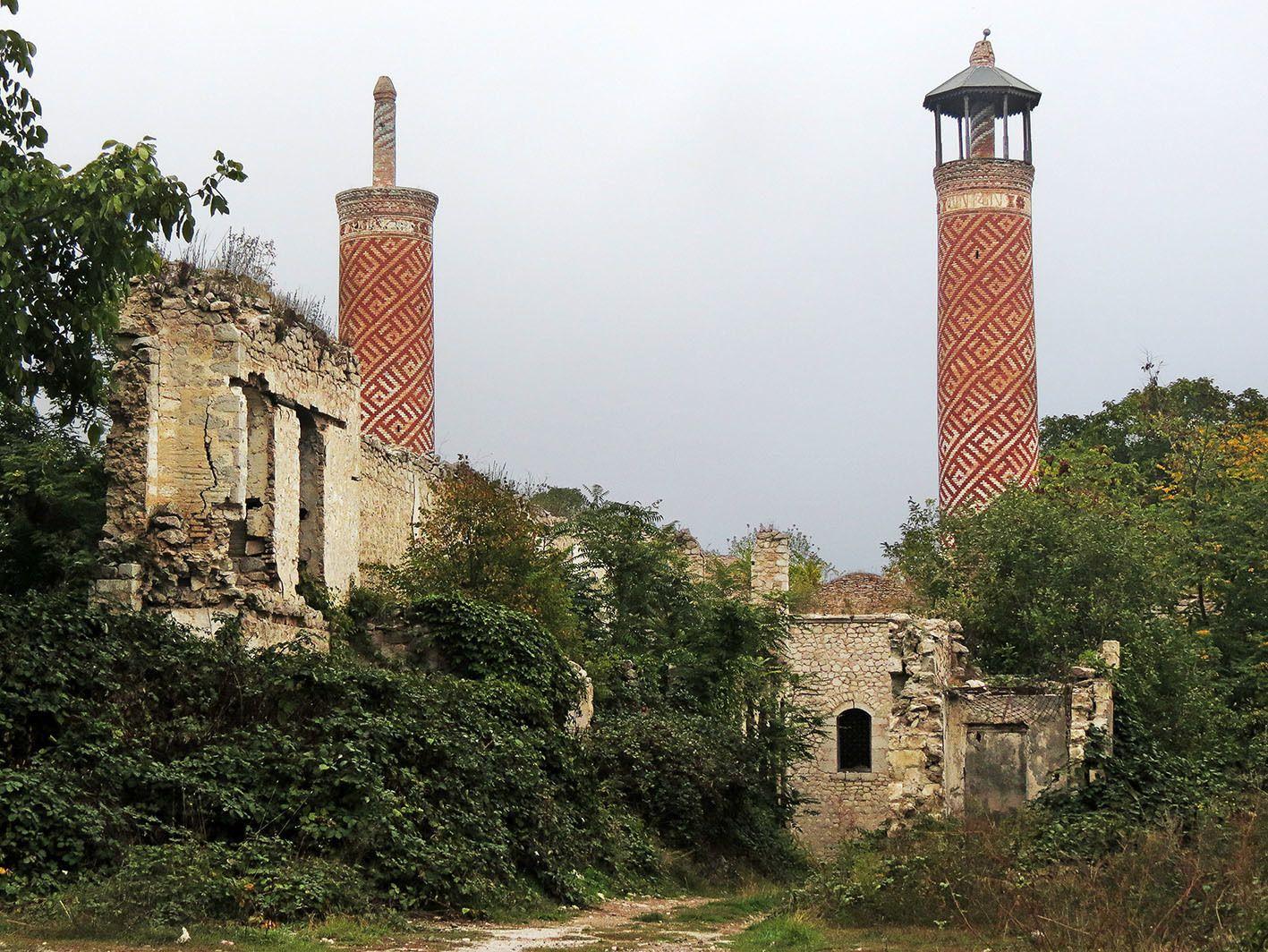 Shusha In 2021 History Azerbaijan