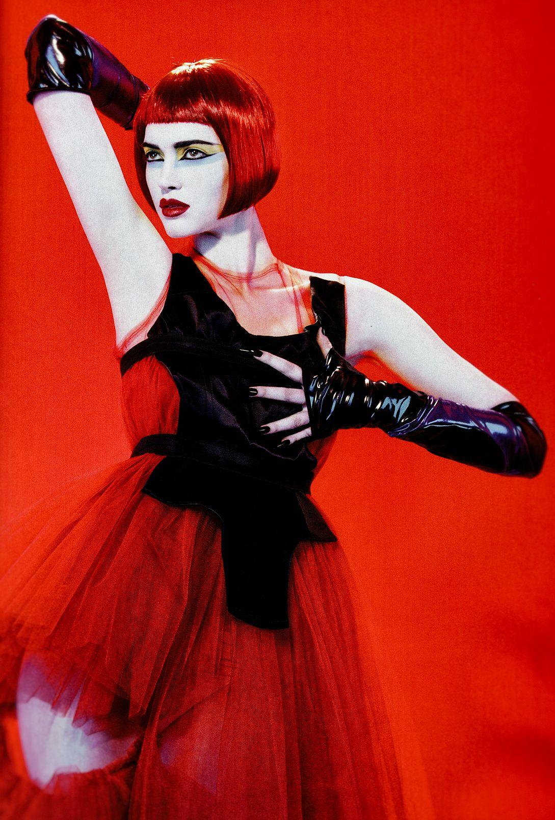 Magazine: Vogue Italia Year: 2007 Models: Rachel Alexander Photographer: Miles Aldridge