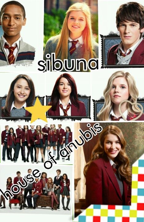 House Of Anubis House Of Anubis Anubis Tv Shows