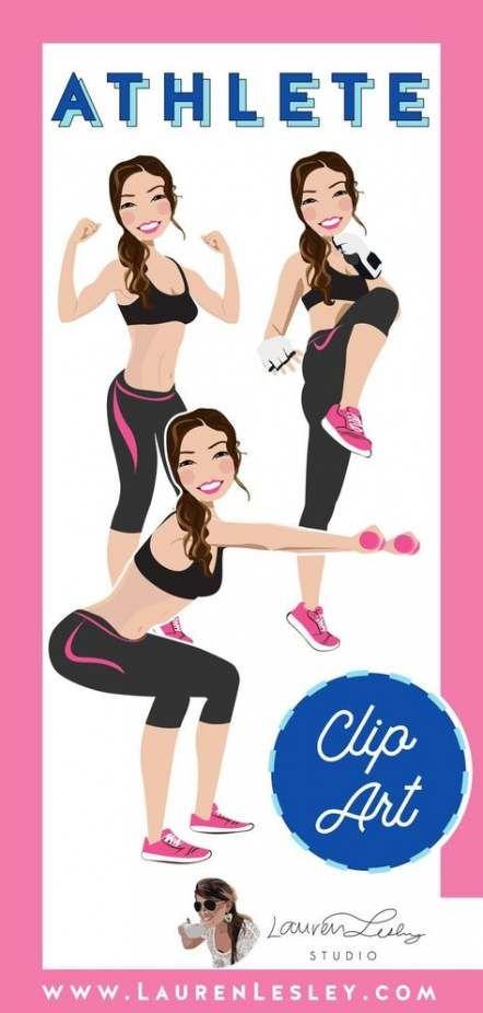 Best fitness logo inspiration digital art 38+ Ideas #fitness