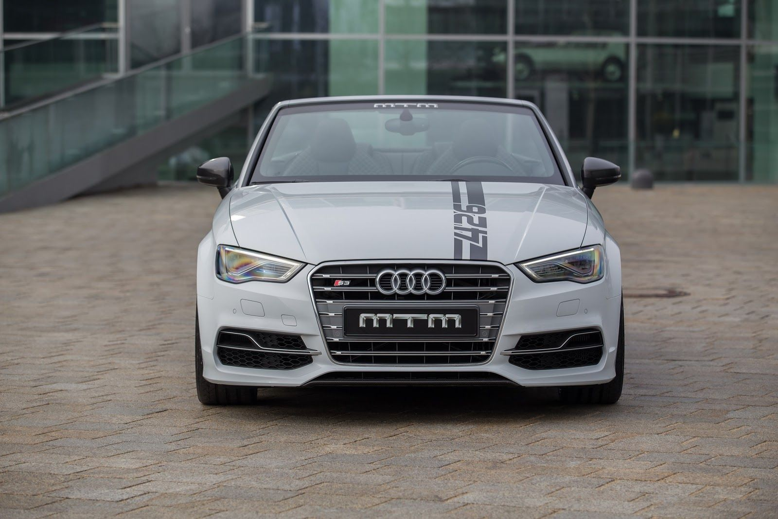 Geneva Show Bound Mtm Audi S3 Cabrio Has 426ps And Costs Nearly 100k Carscoops Audi Audi A3 Bmw
