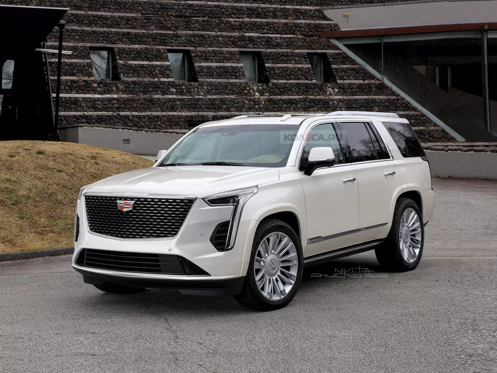 25++ 2021 cadillac escalade fully loaded price Wallpaper