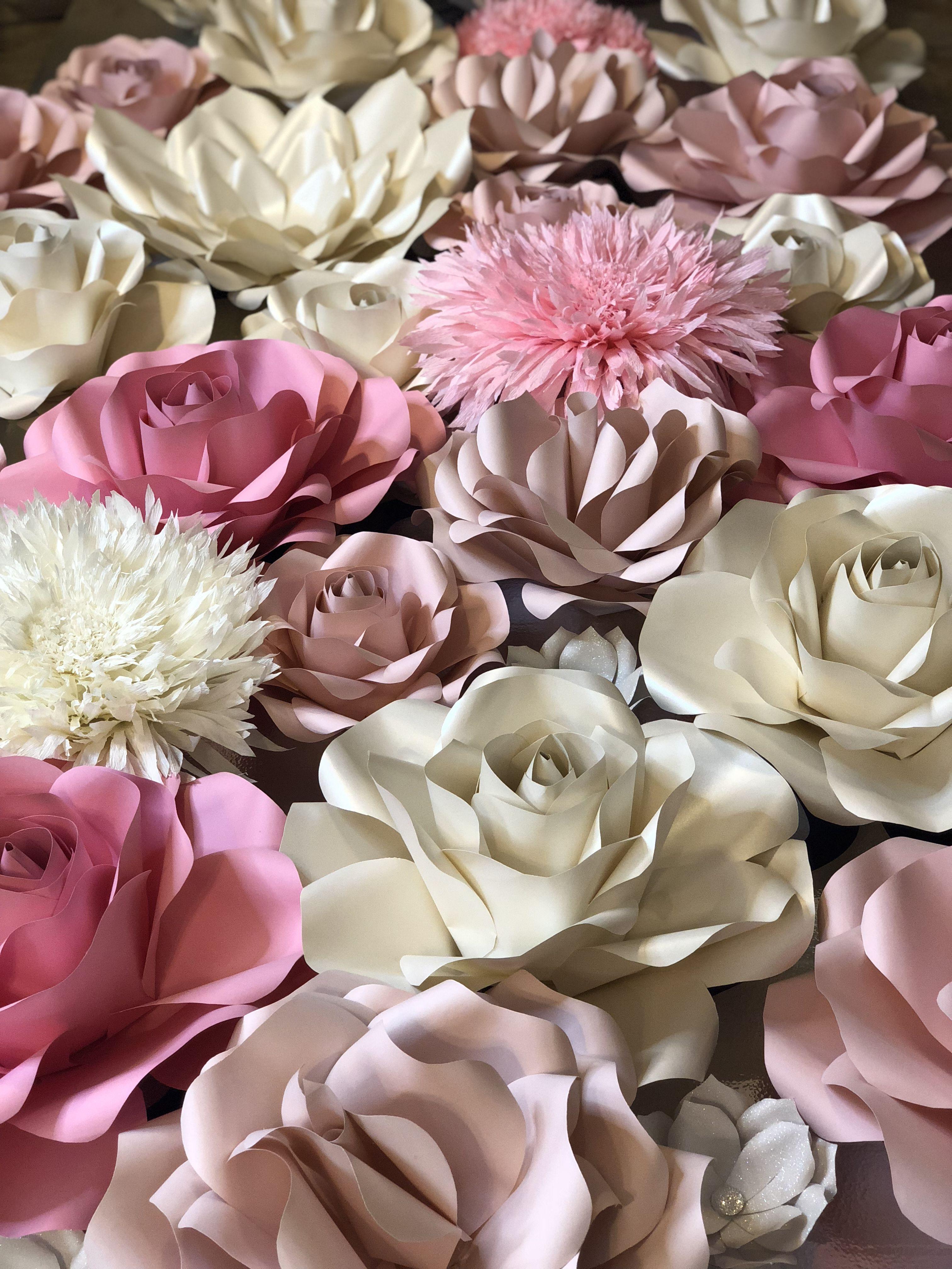 Pin By Elena Frhlich On Papierblumen Dekor Pinterest Flowers