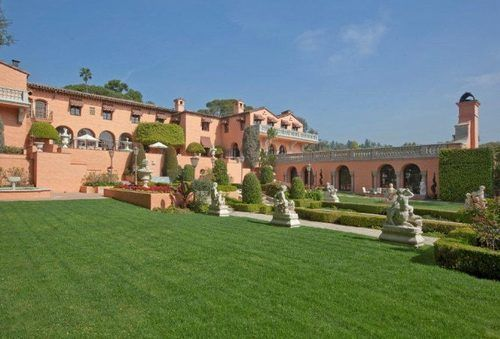 $115M ask, the Beverly House, in Beverly Hills, is the country's most expensive rental listing by a landslide—at $600K a month, it holds the...