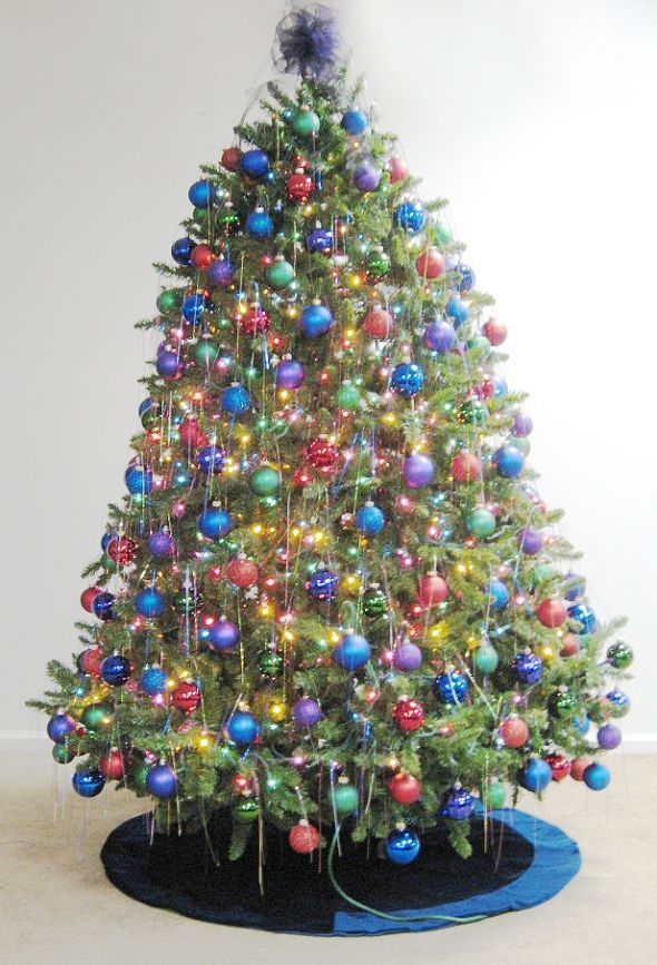 How Would You Prefer Making A Christmas Tree With Rubber Bands Decorations Seasonal Holiday D Cor Check This We Can Make Something Similar