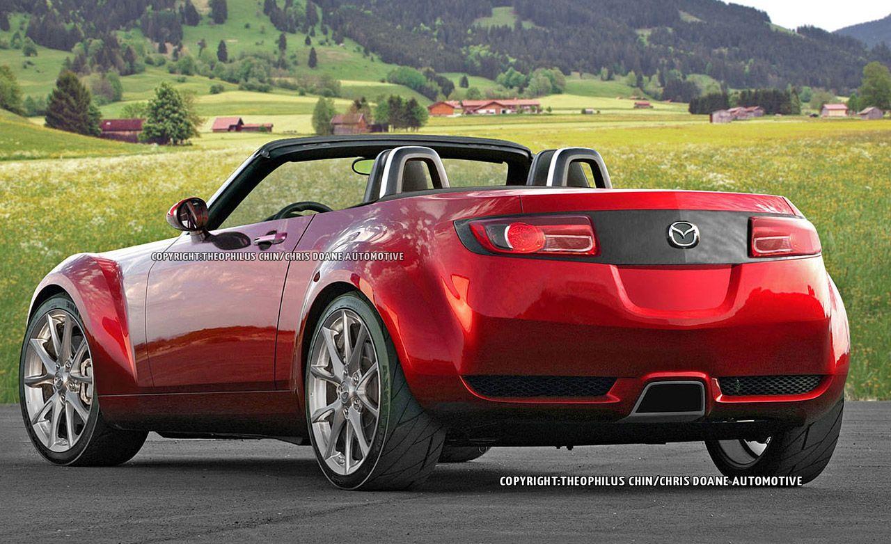 The New Mazda MX5