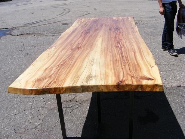 Life Veins Spalted Wood Slab Live Edge Wood Table Wood Countertops