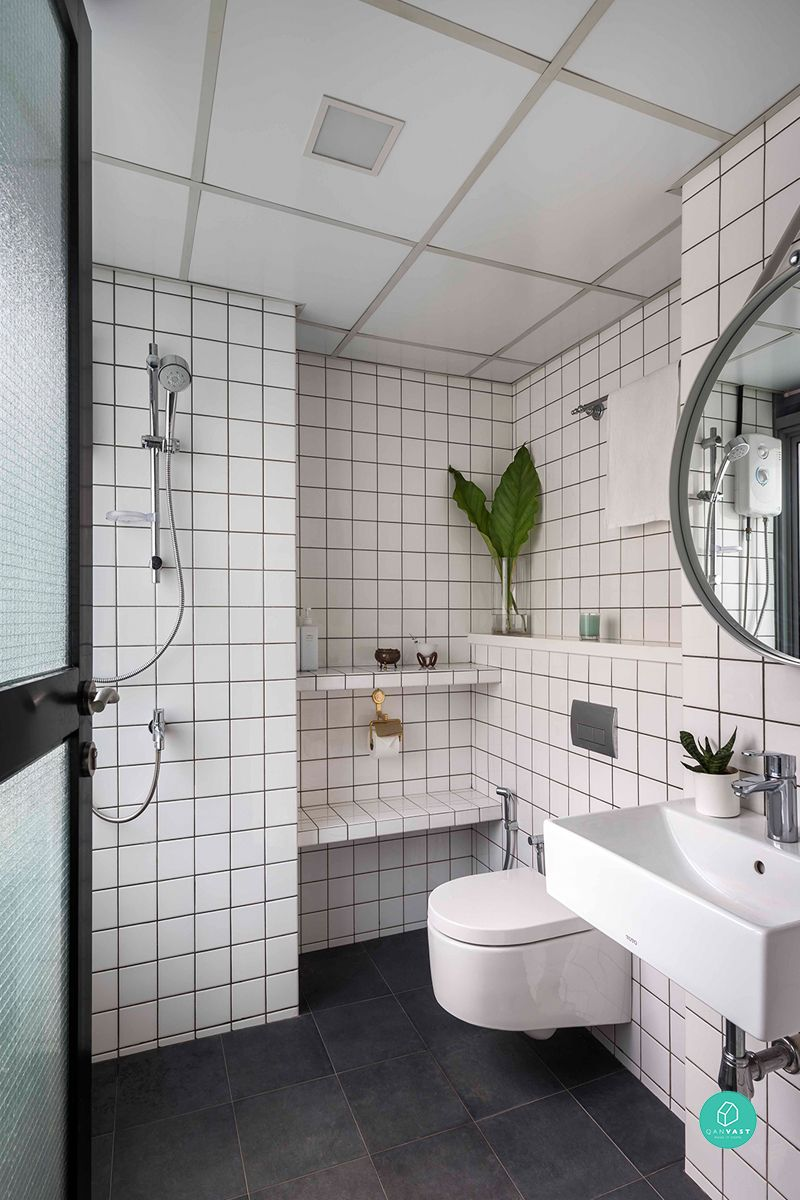 Key hdb renovation guidelines that you must know for Bathroom interior design rules