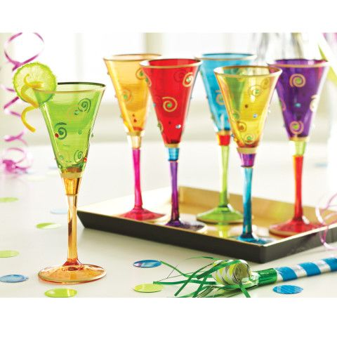 Festive Swirl Cordial Set