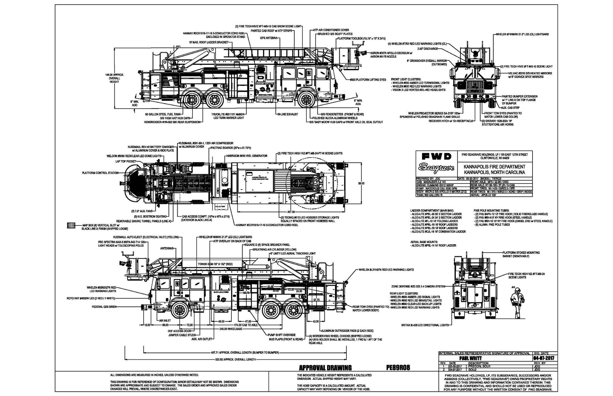 Fire Engine Diagram Seat | Wiring Library