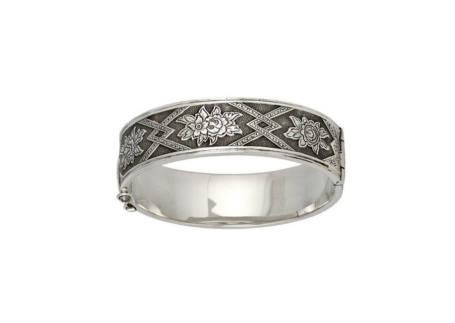 Pulseira em Prata (Escrava) / Silver Bracelet TOPÁZIO
