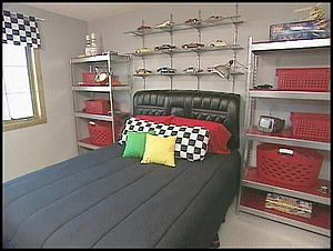 InteriorMall.com Decorating Newsletter Like The Curtains · Race Car  BedroomCar Themed ...