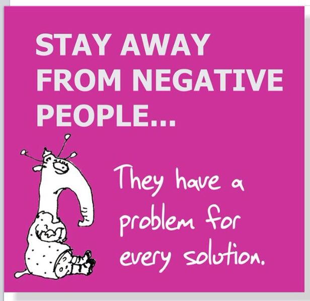 Negative People Funny Quotes Negative People Words