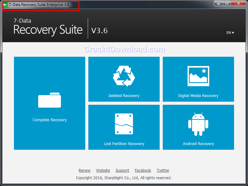 7 Data Recovery Suite V3 6 Activation Key Recover Deleted Files