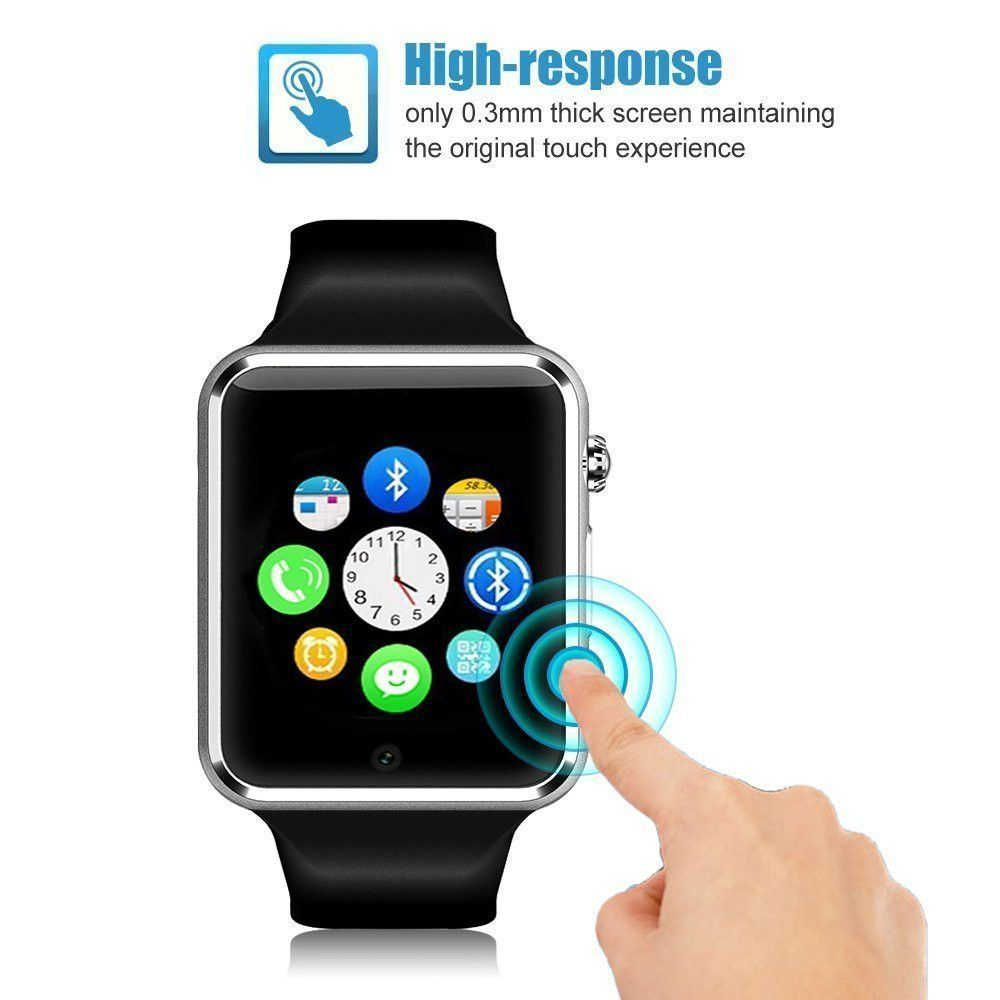 A1 Smart Watch Bluetooth Waterproof GSM SIM Cam For