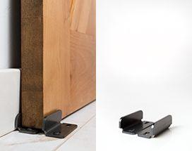 Floor Mount Roller Guide Diy Sliding Door Barn Door Barn Door Hardware