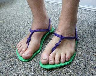 Barefoot Sandals in COLOR!  8dafe9cc9570