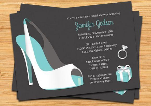Bridal shower invitation blackmint green mint green bridal bridal shower invitation blackmint green filmwisefo