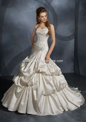 Mori Lee 2906 $955 love the romantic, western feeling with all the bling