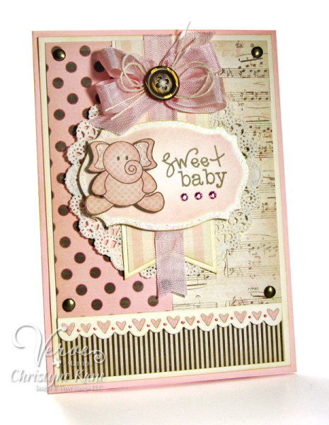 Sweet Baby by Coconutmuffn - Cards and Paper Crafts at Splitcoaststampers