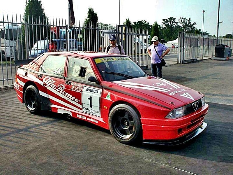 Alfa Romeo 75 Imsa アルファロメオ 車