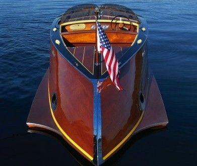 Torpedo by StanCraft 3 | Mahogany Magic | Vintage boats, Boat design