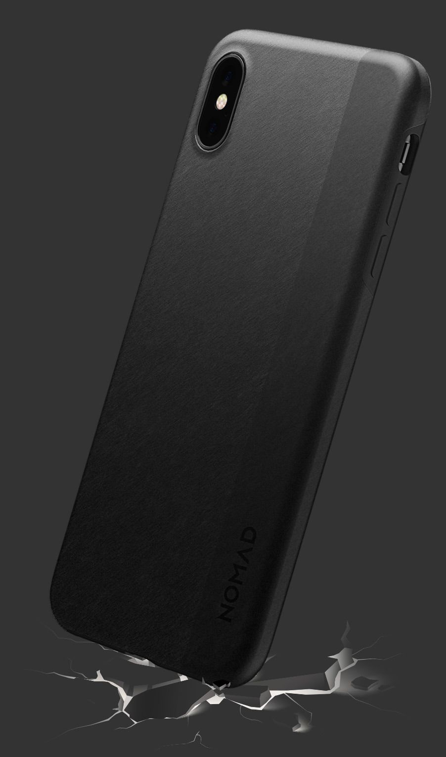Nomad carbon case for iphone xs max with images