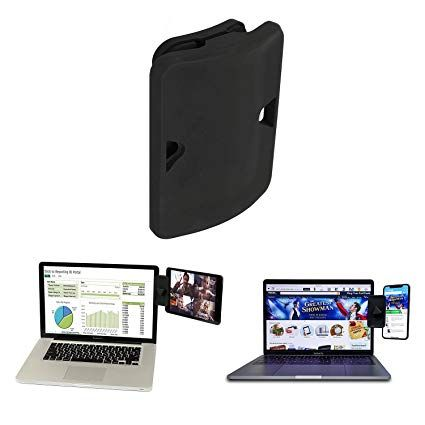 Side Mount Clip for Dual Monitor, Display. 17.00 Ipad