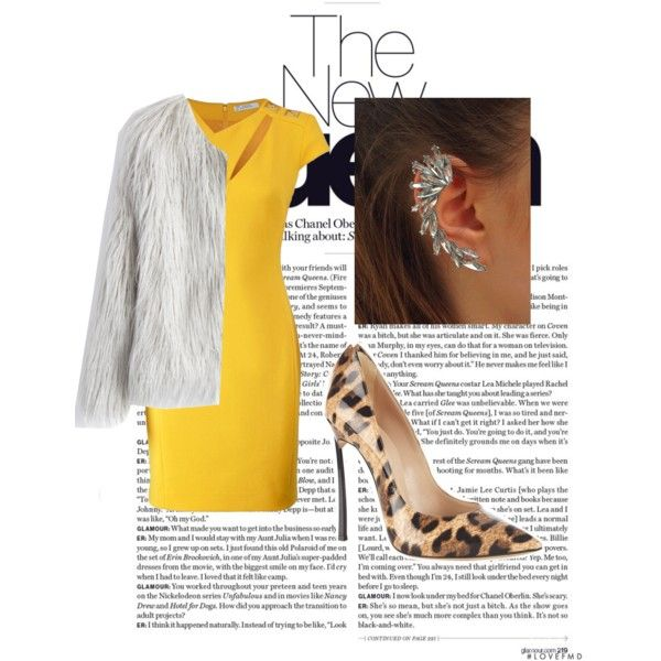 A fashion look from January 2016 by jamakova featuring Versace, Chicwish, Casadei, women's clothing, women's fashion, women, female, woman, misses, juniors and...