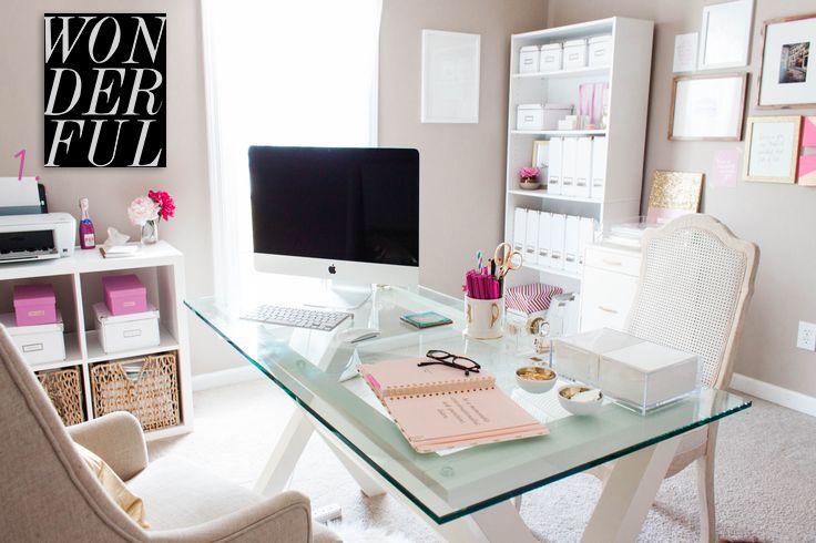 Best Home Office Ideas for Bloggers and girl bosses. Best Home Office Ideas for Bloggers and girl bosses   Girl boss