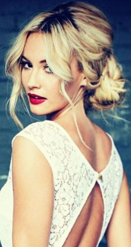 83 Unique Wedding Hairstyles For Different Necklines 2019 #promhairstyles