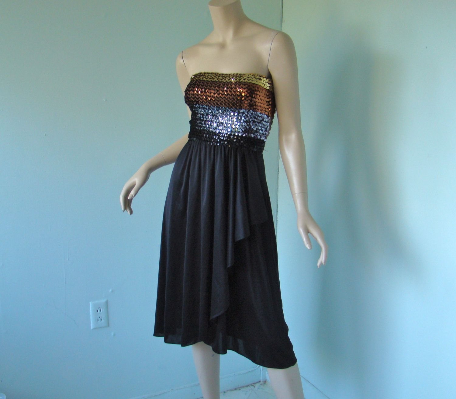 Beautiful Dresses For Disco Party Ornament - All Wedding Dresses ...