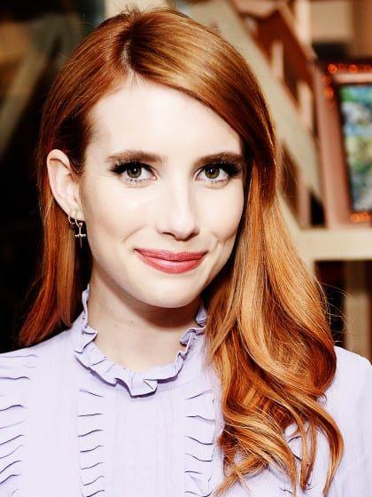 Die Perfekte Sommerhaarfarbe Erdbeerblond Frisuren Haarfarben