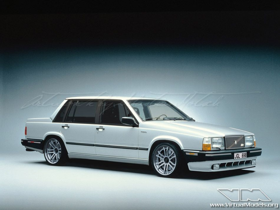 Inspiration for 740s - Page 17 - Turbobricks Forums   Volvo