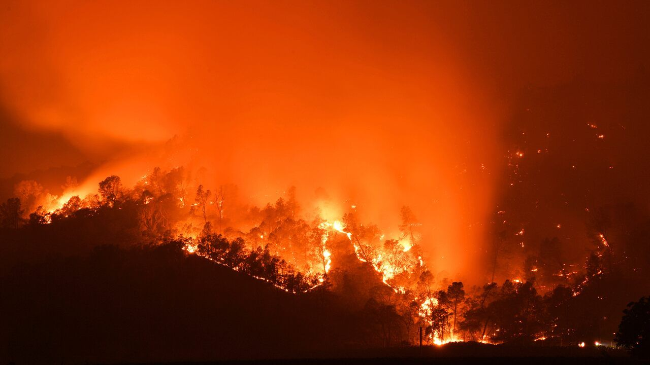 Fox News Live Updates California Wildfires Rage In 2020 California Wildfires Wine Country California Sonoma County