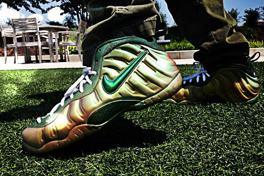 Shoes sneakers jordans, Nike foamposite